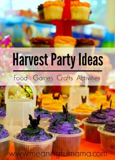 harvest party ideas best resource for food crafts games and more