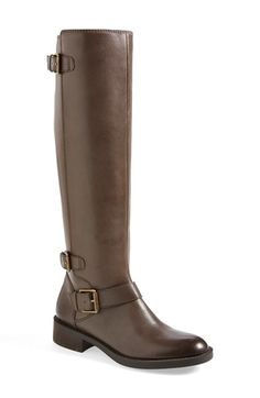 Enzo Angiolini 'Sayin' Riding Boot (Women) available at #Nordstrom