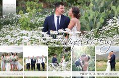 Adele van Zyl Photography - Elsje and Migiel Wedding High School Sweethearts, Wedding Photoshoot, Adele, True Love, Place Card Holders, Van, Romantic, Weddings, Photography