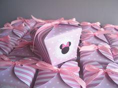 Minnie Pink Party - Crescer em Festa