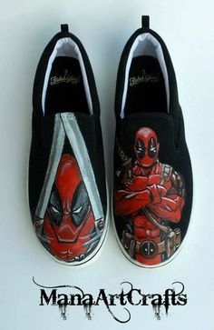 Buy directly from the world's most awesome indie brands. Or open a free online store. Painted Canvas Shoes, Custom Painted Shoes, Hand Painted Shoes, Custom Shoes, Custom Clothes, Customised Shoes, Boys Shoes, Me Too Shoes, Marvel Shoes