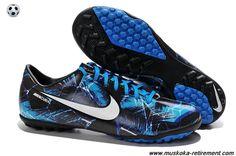 IX TF TROPICAL PACK Nike Mercurial Vapor (Hyper Turquoise/Black/White) 2014 Soccer Cleats