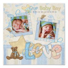 baby boy scrapbook page ideas | Boy Scrapbook Pages