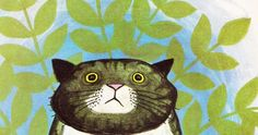 Mog the forgetful cat Judith Kerr ~ Parents' Magazine Press, 1970 Here is the book that separates the Americans from the Brits, for one ...