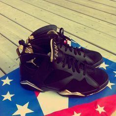 Air Jordan 7 'Gold Medal'