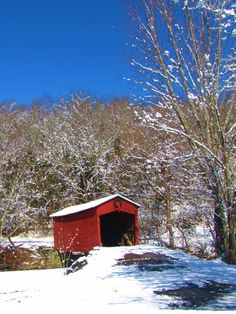 Winter in Giles County , VA Covered Bridges, Good Ol, Virginia, Sweet Home, Homes, Spaces, Usa, House Styles, Winter