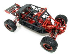 Upgrade Parts for Axial EXO