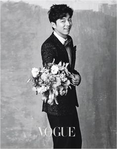 Gong Yoo and Im Soo-jung for Vogue » Dramabeans » Deconstructing korean dramas and kpop culture