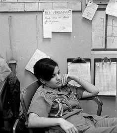 Nurse 71st Evac Hospital, Pleiku Vietnam, 1968-69