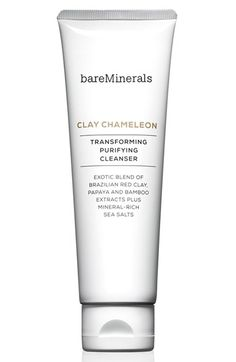 bareMinerals® 'Clay Chameleon' Transforming Purifying Cleanser available at #Nordstrom