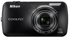Nikon Coolpix S800c, First Android-Powered Camera