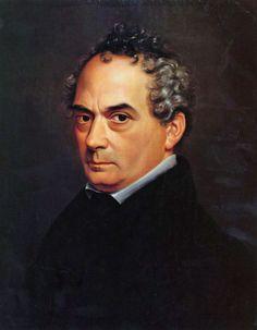 Clemens Brentano (1778-1842) zoon van Maximiliane von La Roche en broer van Bettina Brentano; zijn Märchen werden veel gelezen.