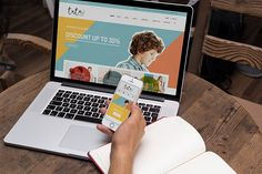 Using the latest web design software, we created a retail e-commerce website for Tuta Kids that was eye-catching and user-friendly.