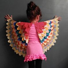 DIT - birdwings for kids.