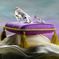 Glass slipper - Cinderella