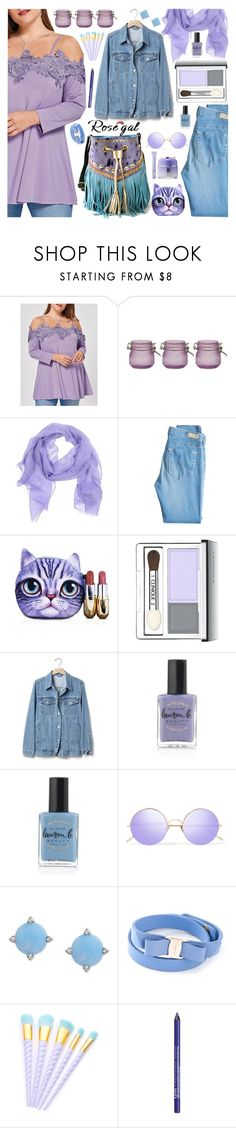 """lilla"" by banhary ❤ liked on Polyvore featuring Kilner, Church's, AG Adriano Goldschmied, Winky Lux, Clinique, Gap, Lauren B. Beauty, Sunday Somewhere, Vera Bradley and Salvatore Ferragamo"