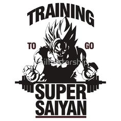 I need one of these Training to go Super Saiyan