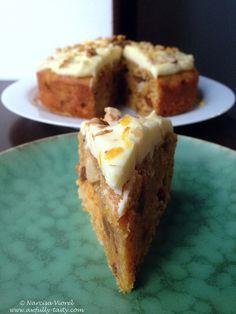 Prăjitură cu morcovi fără gluten