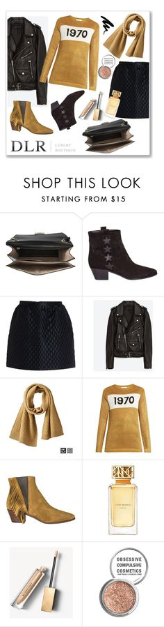 """DLRBOUTIQUE.COM"" by ruza-b-s ❤ liked on Polyvore featuring Jimmy Choo, Yves Saint Laurent, RED Valentino, Jakke, Uniqlo, Bella Freud, Tory Burch, Burberry and Obsessive Compulsive Cosmetics"