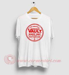 Vault The Original Custom Design T Shirt Price: 12.00 Custom Made T Shirts, Custom Design Shirts, Vaulting, Shirt Price, Custom T, Graphic Tees, The Originals, Cotton, Tops