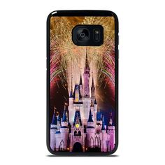 WALT DISNEY CASTLE Samsung Galaxy S7 Edge Case Cover  Vendor: Favocase Type: Samsung Galaxy S7 Edge case Price: 14.90  This extravagance WALT DISNEY CASTLE Samsung Galaxy S7 Edge Case Cover is going to generate cool style to yourSamsung S7 Edge phone. Materials are from durable hard plastic or silicone rubber cases available in black and white color. Our case makers personalize and produce all case in finest resolution printing with good quality sublimation ink that protect the back sides… Walt Disney Castle, Samsung Galaxy S7 Case, Cooler Stil, Disney Background, Amazon Beauty Products, Disney World Resorts, Black And White Colour, Cover, Silicone Rubber