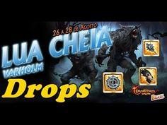 DSO New Evento Lua Cheia (DROPS)