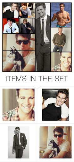 James Maslow by ammy-horan-98 on Polyvore featuring arte