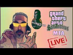 ►🎮 GTA SAN ANDREAS MTA ◄ ROLÊ COM OS INSCRITOS - 11/04 - #11600