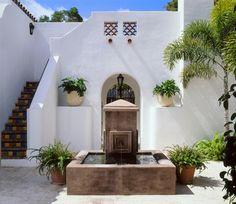 ❤❤North Bay Road Residence - mediterranean - patio - miami - by Jarosz Architect, P.A.