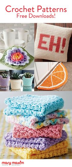 278 Best Free Patterns images in 2018 | Crochet, Crochet patterns