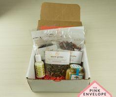 Just Add Honey Review - Tea & Honey Subscription Box - http://thepinkenvelope.com/just-add-honey-review-tea-honey-subscription-box/