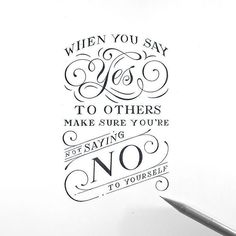 Solid advice. Type by @novia_jonatan   #typegang - typegang.com   typegang.com #typegang #typography