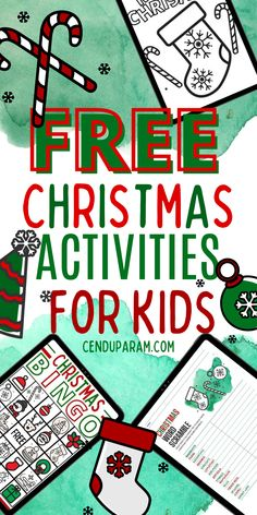 Free Printable Christmas Worksheets, Thanksgiving Worksheets, Worksheets For Kids, Christmas Books For Kids, Christmas Activities For Kids, Christmas Words, Christmas Word Scramble, Free Christmas Coloring Pages, Business For Kids