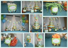 turtle baby shower 2