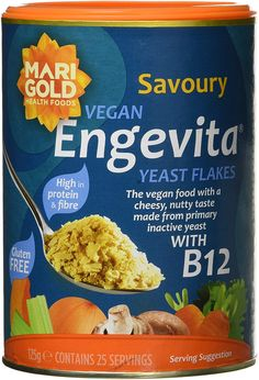 affiliate link to resource nutritional yeast Vegan Mayonnaise, Dairy Free Cheese, Taste Made, Nutritional Yeast, Vegan Recipes, Gluten Free, 3 Months, Link, Vegane Rezepte