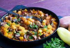 Zöldségekkel sült csirkemáj recept képpel. Hozzávalók és az elkészítés részletes leírása. A zöldségekkel sült csirkemáj elkészítési ideje: 45 perc