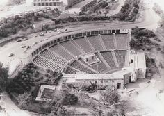 Harbiye Açıkhava Tiyatrosu 1960'lar