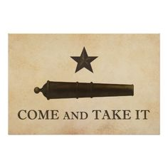 Come and Take It Print