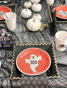 happy birthday, boo halloween birthday party