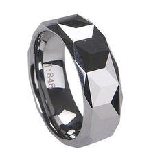 COI Tungsten Carbide Ring - TG1751