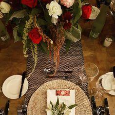 @andaz para cierre de #mayakobacasar flores por @blossomcancun mobiliario: @moormobiliario y diseño por @bernardo_negrete !FELICIDADES A TODOS! #andazmoments