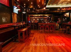 Win one of two gift cards to the Yale Saloon! | #Vancouverscape