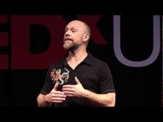 """Please. Everyone watch this. I dont just mean that in a """"this is cool"""" way. This is in a """"this will change you"""" way. Please, friends, family, strangers, watch this. Whatever you may be going through  please watch this.    Free air! Buddy Wakefield at TEDxUSU - YouTube"""