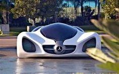 Mercedes-Benz Luxury Car.