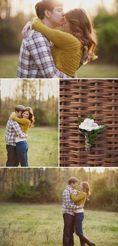 #engagement photos this one is cute but not sure if it would work because I am so short