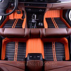 Custom car floor mats for Volkswagen All Models vw passat b5 6 polo golf tiguan jetta touran touareg car styling foot mats #Affiliate