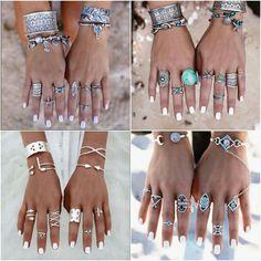 Anéis.   #acessórios
