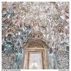 Mirrored muqarnas