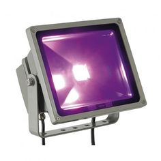 LED OUTDOOR BEAM, silbergrau, 30W, LED RGB für LIM, 130° / LED24-LED Shop