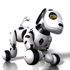 Zoomer Robot Dog | Find Great #Toys For Kids Will has been looking at these for hours!  #Christmas?